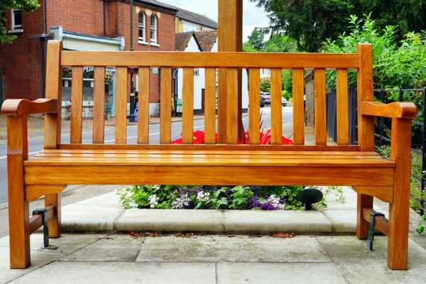 Beaty Consultancy - Zoom Bombing and the park bench